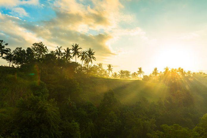 matahari sebagai sumber energi terbarukan
