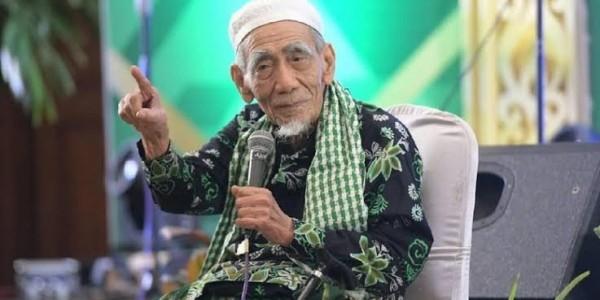 Yasin Fadhilah KH. Maimun Zubair