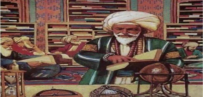 gambar ilustrasi Ibnu Al-Arabi atau Ibnu Arabi